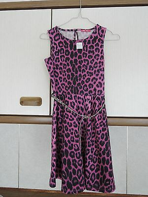 robe fille taille 10/11 ans