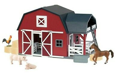 New ! Terra Wooden Horse Barn 20 pieces! ***Free Shipping***