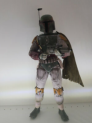 Hot Toys Episode VI Star Wars 1/4 Quarter Scale Boba Fett