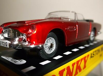 DINKY ASTON MARTIN DB5 /mint and still sealed /1.43 SCALE / brand new