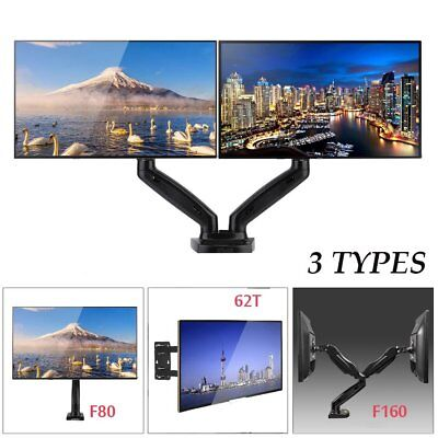 3 Types HD LED Desk Mount Bracket Monitor Stand Display Screen TV Holder AUS FCF