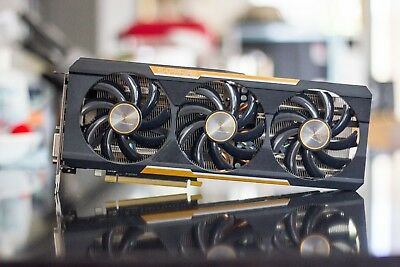 Sapphire Tri-X Radeon R9 390x 8G D5 with Backplate