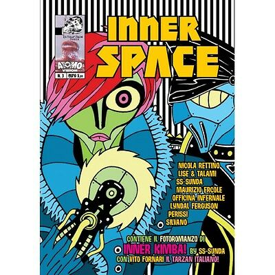 Inner Space N 3 Maurizio Hercules, SS Sunda, Sylvan In Your Face Comix
