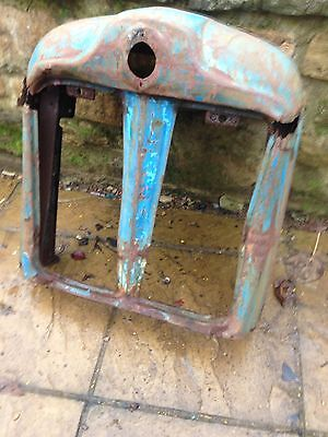 Fordson Major Front Cowl Fordson Tractor Nose Cone Vintage Tractor