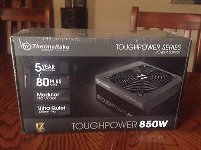 Thermaltake 850w Toughpower  PSU [80 Plus Gold] TPD-0850M