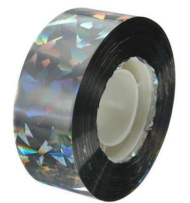 Bird Deterrent Tape Pigeon Scare Audible Visual Flash Ribbon Safe Non Toxic 90m