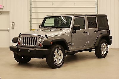 2013 Jeep Wrangler Unlimited Sport Sport Utility 4-Door MUST SEE! 2013 Jeep Wrangler Unlimited Sport*3.6L V6*3-Piece Hard Top*