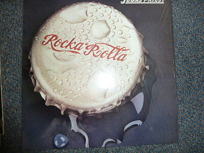 Judas Priest Rocka Rolla  France 1983 S.P.I. Milan M-/VG++ shrink