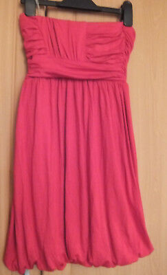 NEW BNWT Age 10-11 yrs Tammy Girl strappy jersey party dress with straps VGC