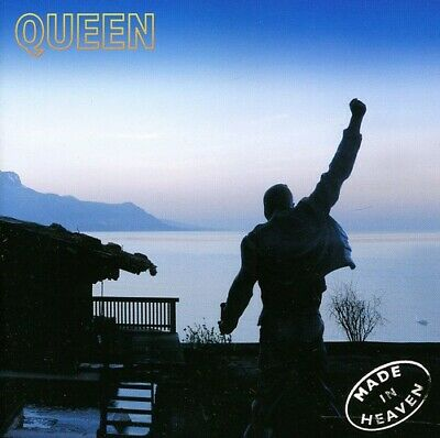 Made In Heaven - Queen (2011, CD NUOVO)