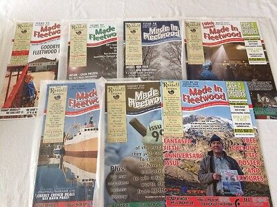 Job Lot 7 Made In Fleetwood Magazines