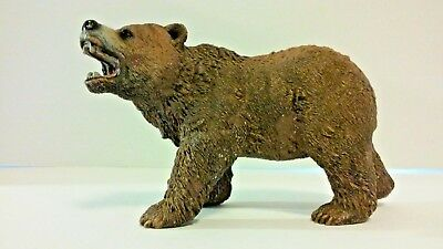 Schleich 2012 Brown Grizzley Bear VGUC