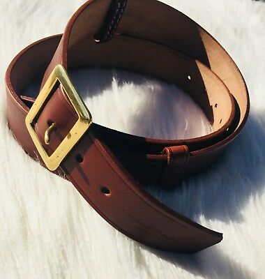WWI light horse WWI Leather belt