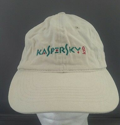 Kaspersky Lab Hat Beige Adjustable