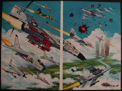 Warplanes in Vietnam 1967 Ed Valigursky pictorial
