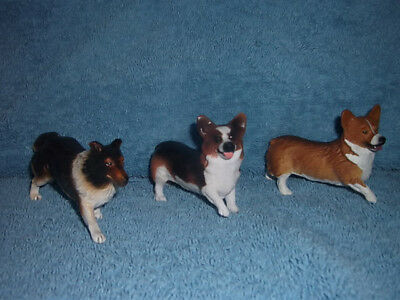 breyer companion animals- group of working dogs.