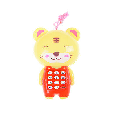 Cartoon Music Phone Baby Toys  Educational Learning Toy Phone Gift for Kids FO
