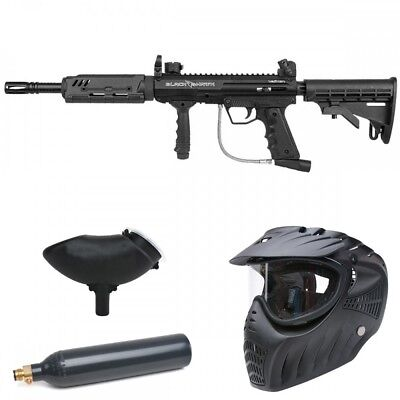 "Valken SW-1 Blackhawk ""Tango Rig"" Paintball Set"
