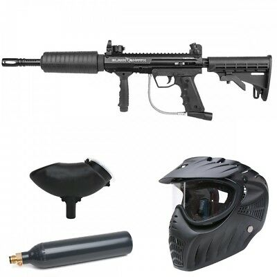 "Valken SW-1 Blackhawk ""Foxtrot Rig"" Paintball Set"
