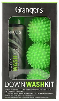 Grangers High-performance Down Wash Kit Cleaner All-in-one Protection (300 ml)