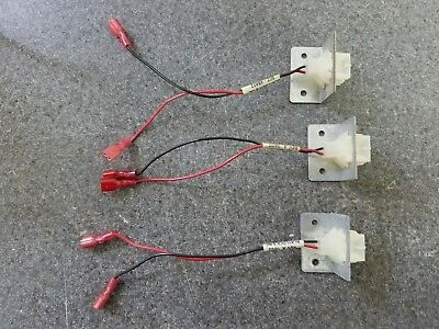 IGT S2000 Coin Tray Speaker Harness - White Connector
