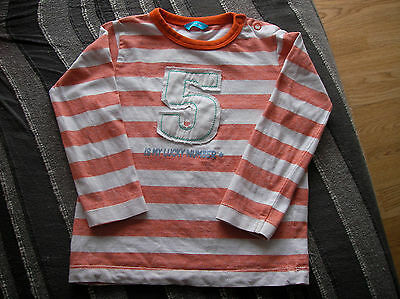 T shirt -blouse manches longues - taille 86