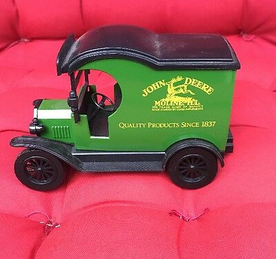 Replica John Deere Ford Model T 1912 Delivery Car Truck Alpha Gearbox Moline, IL