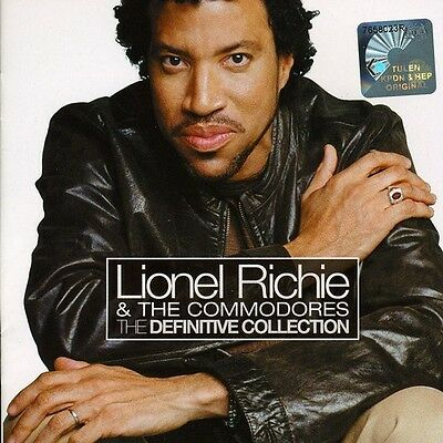 Definitive Collection - 2 DISC SET - Lionel & The Commodores Ri (2007, CD NUOVO)