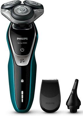 New Philips - S5550/44 - Wet & Dry Electric Shaver