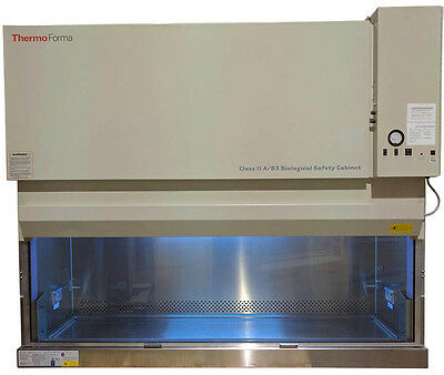 Thermo Forma 6-foot Type A/B3 Biological Safety Cabinet with NEW FILTERS