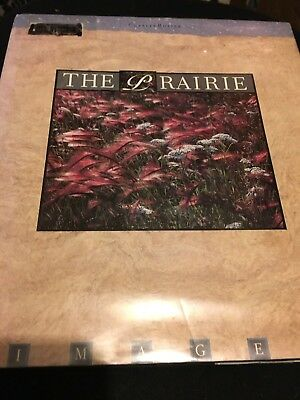 The Prairie by Charles Rotter (1997 Hardcover) SHIPS RIGHT NOW!