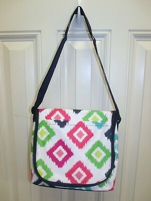 NIP Thirty One Going Places THermal in Candy Corners- adult lunch size