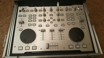 Hercules DJ Console RMX Controller With Carrying Case