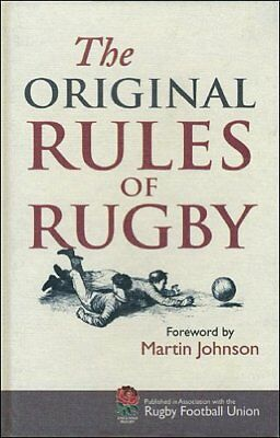 The Original Rules of Rugby (Jed Smith) | The Bodleian Library