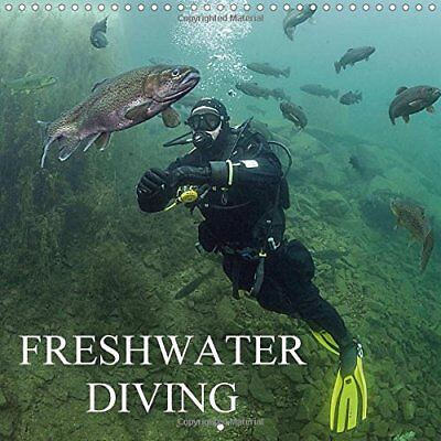 Freshwater Diving 2018: Underwater Photos from Inland Dive Sites in UK (Mark N T