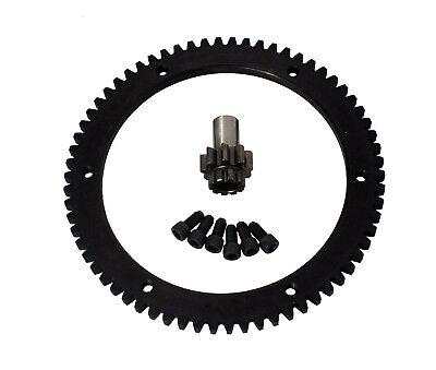 Harley Starter Ring Gear Kit, 66T, Big Twin 1994-97 EVO model