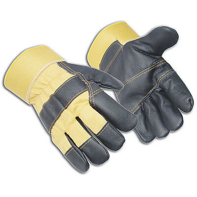 Portwest - Furniture Hide Gloves - Premium quality cow split leather