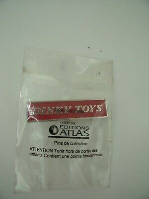 Pin's Pins Pin Badge Dinky Toys  Neuf / Mint Editions Atlas TOP !