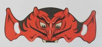 Vintage 1948 Tip Top Devil Mask Unused