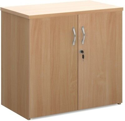 740mm high standard cupboard in beech