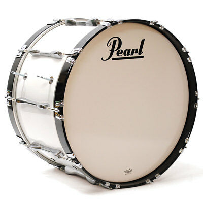 Große Trommel Pearl Championship PBD 2414.033 Marching Drum