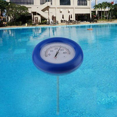 Pool Thermometer Poolthermometer Schwimmbad Teich Rettungsring Schwimmring PA