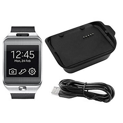 StrapsCo Replacement Dock Charger for Samsung Galaxy Gear SM-V700