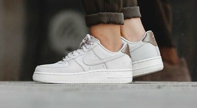 new style 67712 5706a WOMEN S NIKE AIR FORCE 1  07 PRM SUEDE SHOES SIZE 11 grey phantom 818595 001