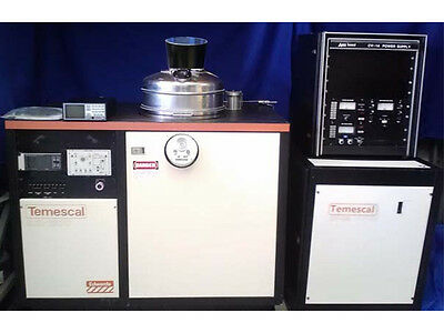 TEMESCAL BJD-1800  WITH (REBUILT 4 POCKET ELECTRON BEAM GUN ) 30 Days Warranty