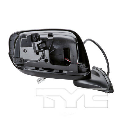TYC 4810031 Honda Fit Passenger Side Power Non-Heated Replacement Mirror