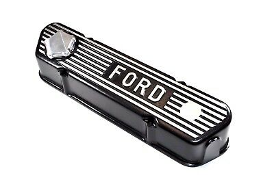 Ford Alloy Rocker Cover For Wet Sump Pre X/flow & X/flow 4 Cylinder Engines