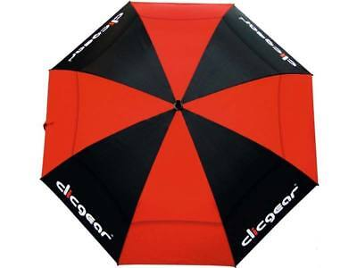 Clicgear Double Canopy Umbrella Black/Red