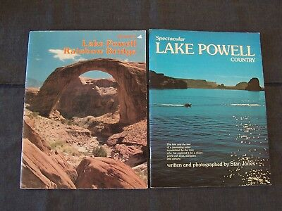 books - Spectacular Lake Powell Country & Lake Powell Rainbow Bridge, Southwest