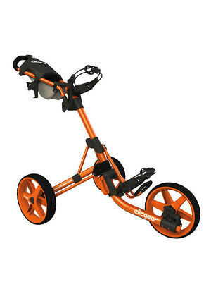 Clicgear 3.5+ Buggy All Orange